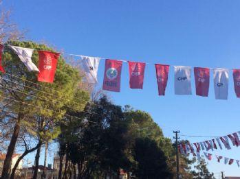 CHP ve HDP bayrağı yan yana