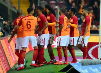 Galatasaray ile Akhisarspor 15. randevuda