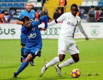 Trabzonspor Kasımpaşa'ya konuk oluyor