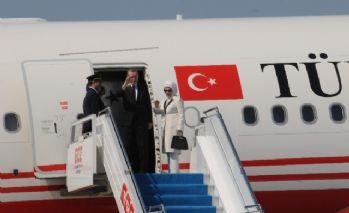 Cumhurbaşkanı Erdoğan Gümülcine'ye hareket etti