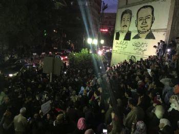 Mısırlı gazetecilerden Kudüs protestosu
