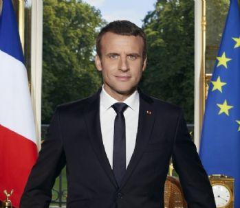 Macron'dan 'sakin kalın' çağrısı
