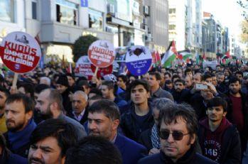 Türkiye Kudüs için ayağa kalktı