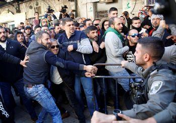 Filistin'de 'Öfke Günü': Kudüs, Batı Şeria ve Gazze'de protesto ve çatışma