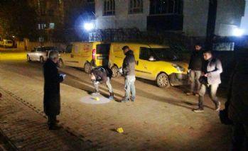 PTT araçlarına ses bombalı saldırı