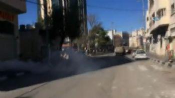 Batı Şeria, Kudüs ve Gazze'de yaralı sayısı 379'a yükseldi