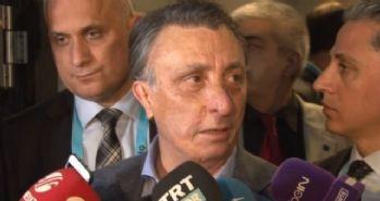 Ahmet Nur Çebi'den Fenerbahçe'ye cevap