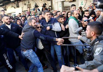 İsrail, Gazze'ye hava saldırısı düzenledi: 2 ölü