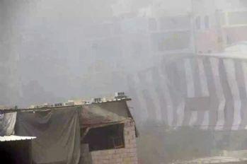 İsrail'in hava saldırısında 2 Filistinli şehit oldu