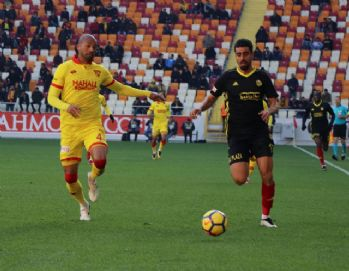 Evkur Yeni Malatyaspor: 2 - Göztepe: 3