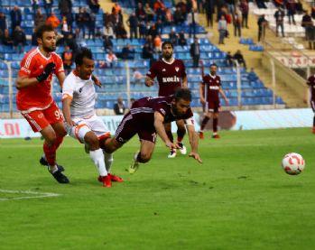 Adanaspor ile Elazığspor yenişemedi