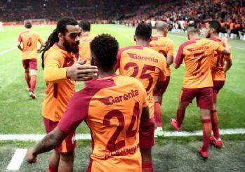 Galatasaray'dan harika geri dönüş
