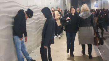 İstanbul'da 'bonzai' krizleri kamerada