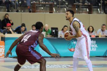 Eskişehir Basket: 90 - Trabzonspor: 72