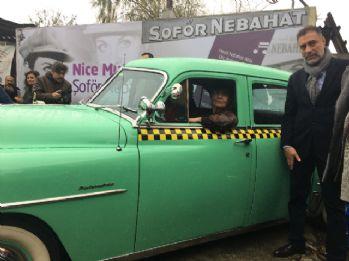 Fatma Girik'e 'Şoför Nebahat'li yaş günü