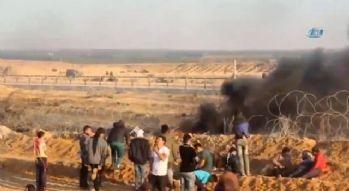 İsrail barbarlığı sürüyor
