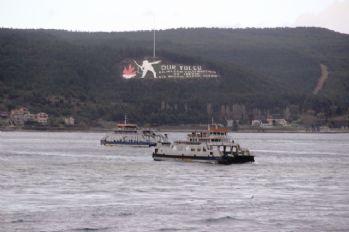Çanakkale Boğazı gemi geçişlerine açıldı