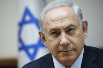 Netanyahu'dan bir hadsiz açıklama daha