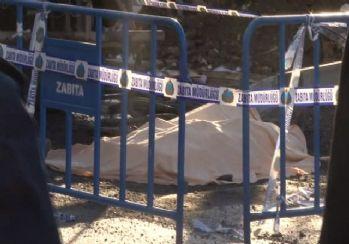 Bakırköy'de yıkım skandalı: 1 ölü