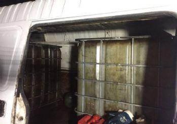 Mersin'de 22 bin litre kaçak akaryakıt ele geçirildi