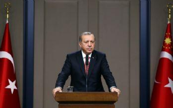 Erdoğan'dan Nilgün Çağlar'a taziye telefonu
