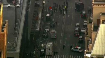 Manhattan'daki patlamada 4 kişi yaralandı