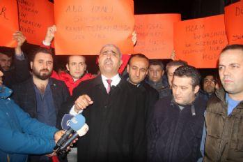 Taksicilerden ABD ve İsrail mallarını boykot kararı