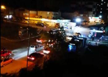 Trafik magandaları yolu kapattı: Vatandaş isyan etti