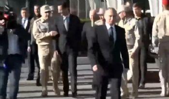 Rus komutandan Esed'i böyle engelledi