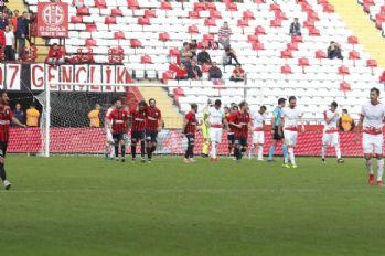 Antalyaspor yenilerek turladı