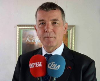 İngiltere'nin Ankara Büyükelçisi Moore veda etti