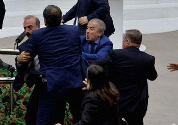 Meclis'te 'Ne mal olduğunu biliyorum' gerginliği!