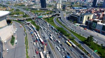 İstanbul'da yarın bu yollara dikkat !