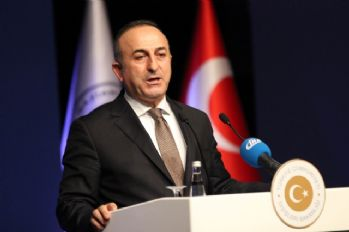 Bakan Çavuşoğlu'ndan Kudüs açıklaması