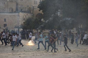 Batı Şeria ve Gazze'de 124 Filistinli yaralandı
