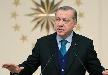 Cumhurbaşkanı Erdoğan: Kudüs'ü Filistin'in başkenti olarak tanıyalım