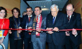 Özhan Canaydın Konferans Salonu açıldı