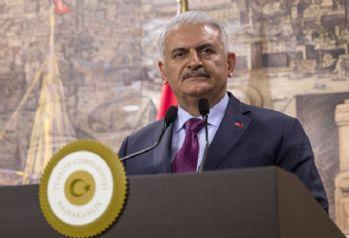 Yıldırım, Libya Başkanlık Konseyi Başkanı ile görüştü
