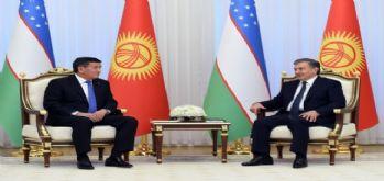 'Kırgızistan ile aramızda sınıra gerek yok'