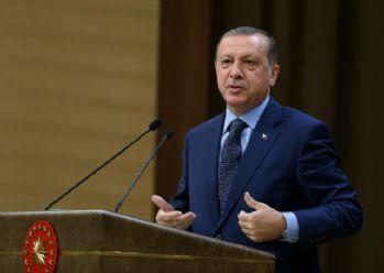 Erdoğan, Afgan mevkidaşıyla görüştü