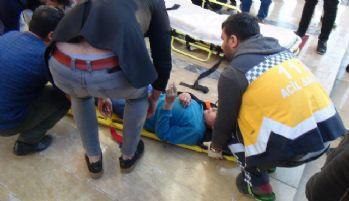 Elektrik akımına kapılan öğrenciler ölümden döndü