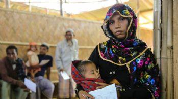 'Myanmar'da 6 bin 700'den fazla Arakanlı öldürüldü'
