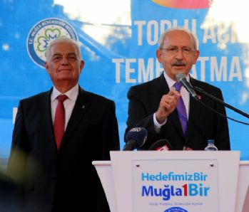 Kılıçdaroğlu: 'Filistin bizim milli davamızdır'