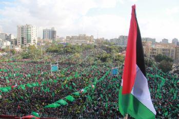Hamas, 30. kuruluş yıldönümünü kutladı