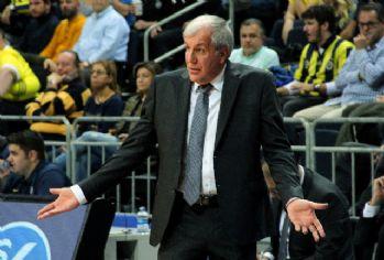 Fenerbahçe Doğuş evinde Zalgris'e kaybetti