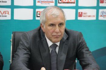 Obradovic: 'Maçı kazanmak için savaştık'