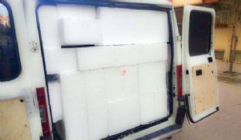 Bomba yüklü minibüsten yeni fotoğraflar