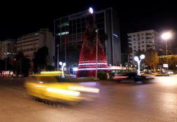 Adana'nın geceleri ışıl ışıl