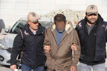 Cinayet işleyip DEAŞ'e katılan Iraklı adliyeye sevk edildi