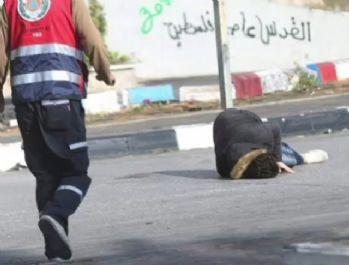 İsrail askeri Filistinli'yi vurarak öldürdü
